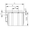 HAJDU ZV80 fali vizszintes bojler 80 liter H-2111811211 rajza