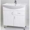 HB Standard 85F fürdőszobaszekrény mosdóval fiókkal