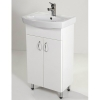 HB Standard 50 fürdőszobaszekrény mosdóval SA50