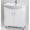 HB Standard 75 fürdőszobaszekrény mosdóval