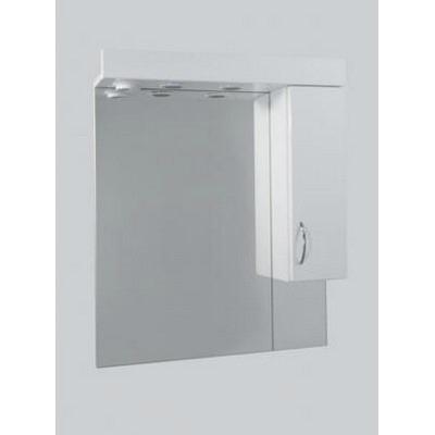 HB Standard 75SZ tükör világítással szekrénnyel SC75SZPAN
