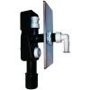 HL 404.1 mosógép szifon falba süllyesztett légbeszívóval