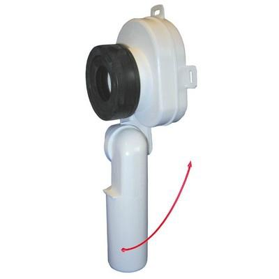 HL 430/40 vizelde szifon 40 mm elfordítható