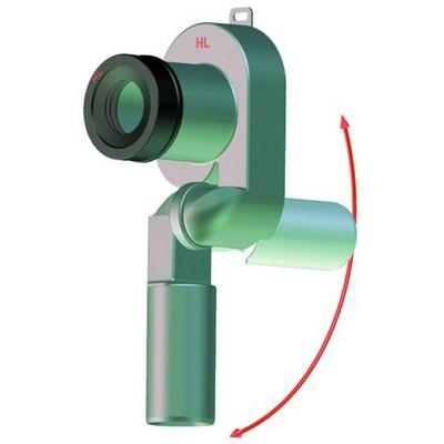 HL 432/40 vizelde szifon 40 mm Keramag Jolyhoz elfordítható