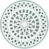 HL 526 kád szifon szűrőbetét lefolyóhoz 6/4 col