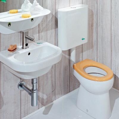 Jika Baby gyermek WC tartály alacsonyra szerelhető fehér