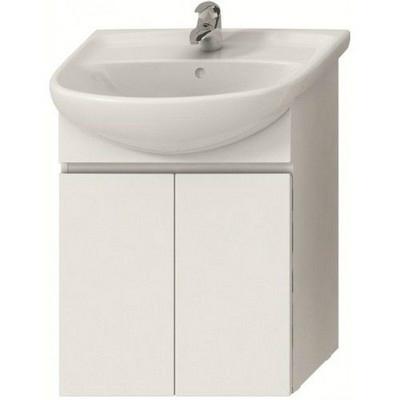 Jika Lyra alsószekrény 65 cm 2 ajtóval fehér fehér