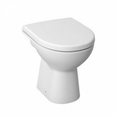 Jika Lyra Plus álló WC csésze mélyöblítésű hátsó kifolyású fehér