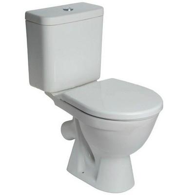 Jika Lyra Plus monoblokkos WC hátsó ferde kifolyású oldalsó vízbekötéssel