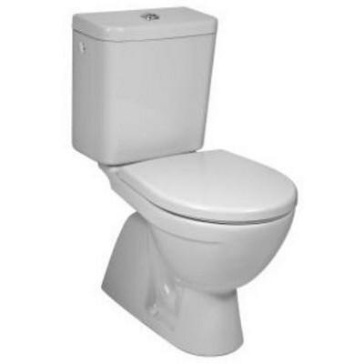 Jika Lyra Plus monoblokkos WC csésze alsó kifolyású oldalsó vízbekötéssel