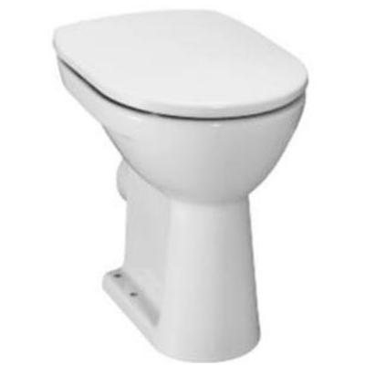 Jika Lyra Plus magasított WC csésze lapos öblítésű hátsó kifolyású