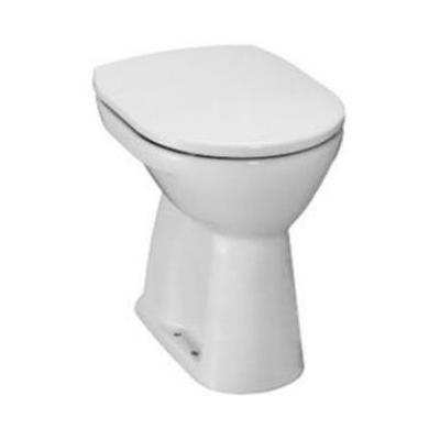 Jika Lyra Plus magasított WC csésze lapos öblítésű alsó kifolyású