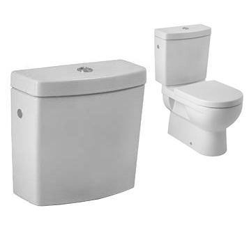 Jika Mio monoblokkos WC tartály oldalsó vízbevezetéssel fehér