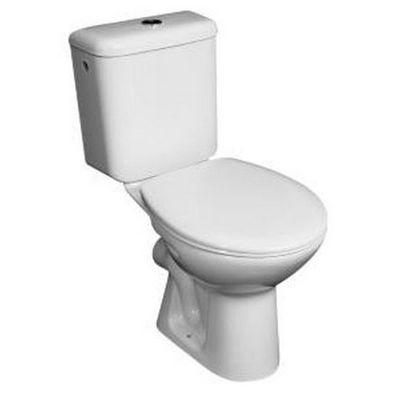 Jika Zeta kombi monoblokkos WC szett hátsó kifolyású oldalsó vízbekötéssel