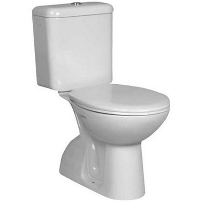 Jika Zeta kombi monoblokkos WC szett alsó kifolyású alsó vízbekötéssel