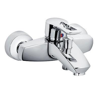 Kludi MX fali kádtöltő és zuhany csaptelep króm