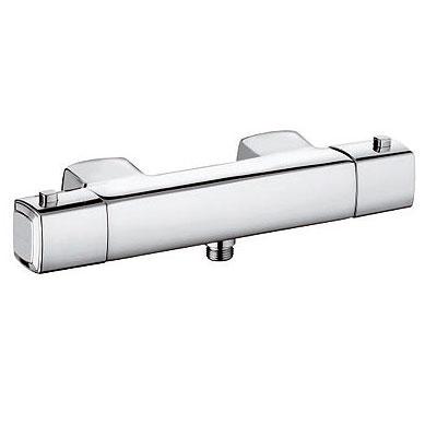Kludi Q-BEO fogantyús zuhany csaptelep termosztátos króm