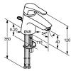 Tercio mosdó műszaki rajz