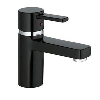 Kludi Zenta BLACK&WHITE mosdó csaptelep leeresztő nélkül fekete