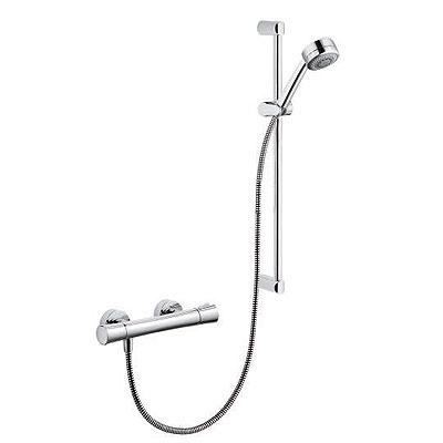 Kludi Zenta SHOWER DUO zuhanyszett 600 mm csapteleppel króm