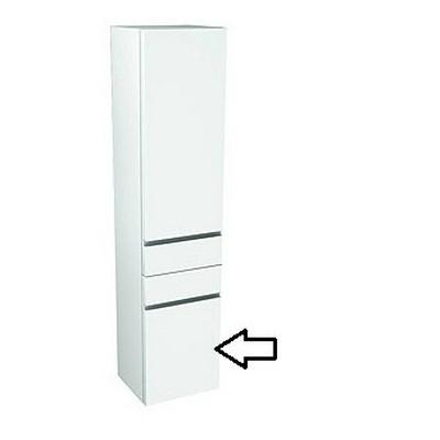 Kolo Domino fürdőszobaszekrény alsó előlap fehér