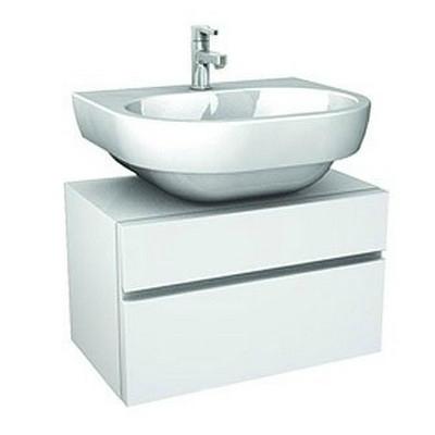Kolo Domino fürdőszobaszekrény fehér komplett