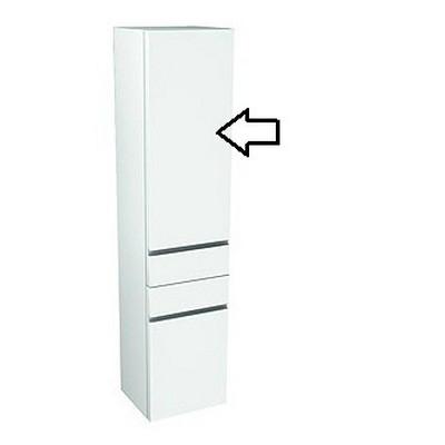 Kolo Domino fürdőszobaszekrény felső előlap fehér