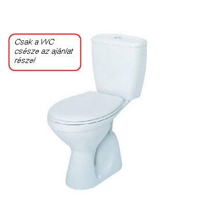 Kolo Idol monoblokkos WC csésze alsó kifolyású