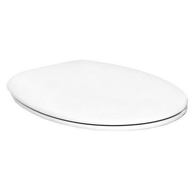 Kolo Idol Duroplaszt WC ülőke fehér fém zsanérral