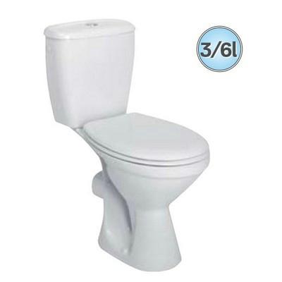 Kolo Idol monoblokkos WC szett hátsó kifolyású