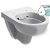 Kolo Nova Pro öblítőperem nélküli WC csésze mélyöblítésű hátsókifályású
