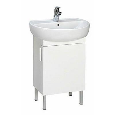 Kolo Rekord beépíthető mosdó szekrénnyel komplett 44 cm jobbos ...