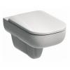 Kolo Traffic szögletes fali WC csésze mélyöblítésű