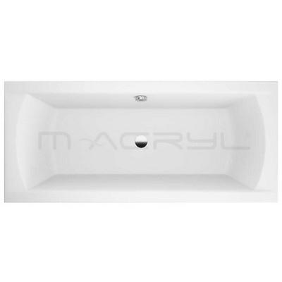 M-Acryl Noé egyenes kád akril 170x75 cm