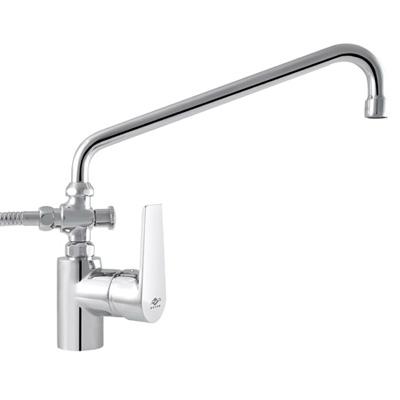 Mofém TREND Plus kád mosdó töltő  álló csaptelep zuhanyszett nélkül