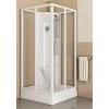 Ravak SUPERNOVA ASBRV2-80 szögletes zuhanybox fehér profil pearl betét