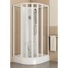 Ravak SUPERNOVA ASBKP6-80 íves zuhanybox fehér profil pearl betét