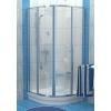 Ravak SUPERNOVA SKCP4-100 íves zuhanykabin szatén profil pearl betét