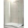 Roltechnik  Open szögletes zuhanykabin balos tálca nélkül