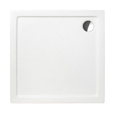 Roltechnik Flat Kvadro 900 szögletes zuhanytálca fehér