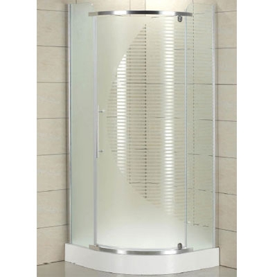 Roltechnik  Point íves zuhanykabin 800 mm-es jobbos