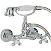 Teka 1820 fali zuhany csaptelep zuhanyszettel króm 56.212.51