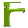 Teka Aura mosdó csaptelep automata leeresztővel zöld