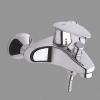 Teka MC-10 PLUS fali kádcsaptelep zuhanyszett nélkül króm