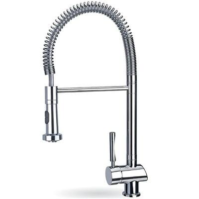 Teka MY1  mosogató csaptelep kihúzható zuhanyfejjel 18.160.02