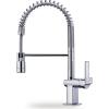 Teka MY1 Compact mosogató csaptelep kihúzható zuhanyfejjel