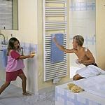 Törülközőszárítós radiátorok