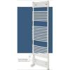 Vogel & Noot DELLA-WAVE 1500x600 íves fehér törülközőszárító