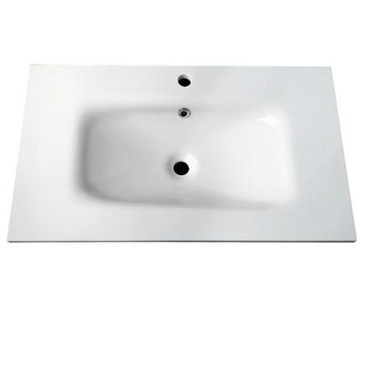 Wellis Almeria beépíthető mosdó 80 cm WB00345