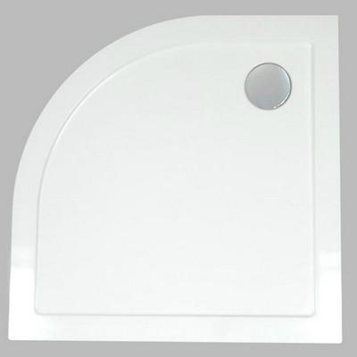 Wellis SMC íves lapos zuhanytálca 80 cm WC00411